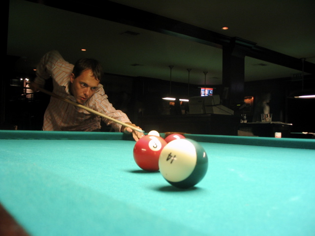 play in pool