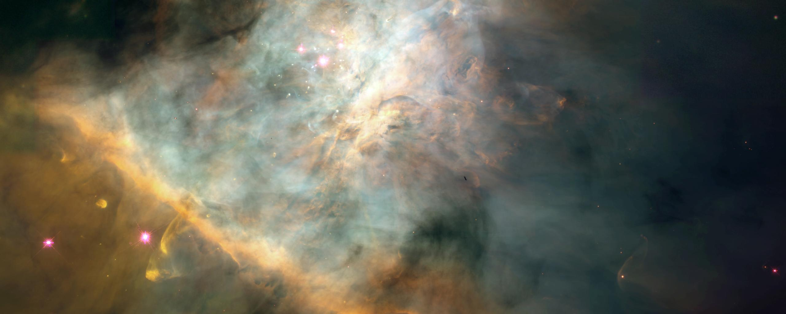 Hubble image of Orion Nebula